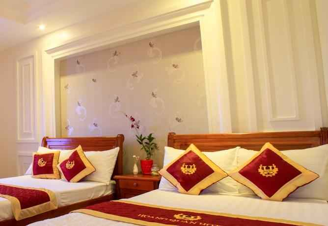 BEDROOM Hoang Quan 2 Hotel