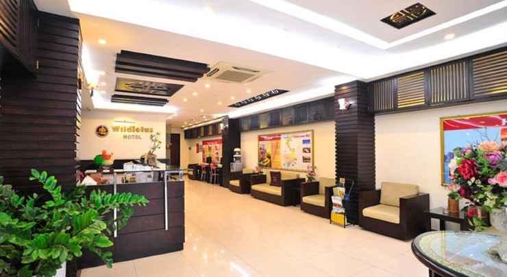 LOBBY Khách sạn Wild Lotus Xuân Diệu