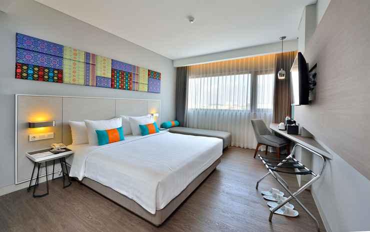 BEDROOM The 1O1 Palembang Rajawali