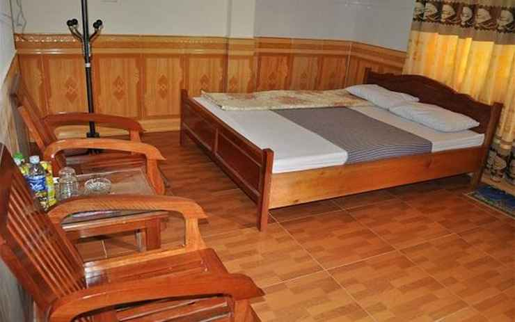 BEDROOM Hoang Anh 2 Hostel