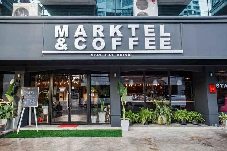 EXTERIOR_BUILDING Marktel & Coffee Hostel