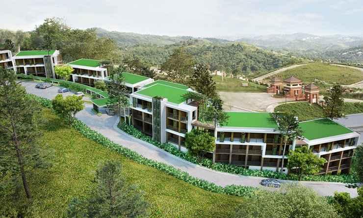 EXTERIOR_BUILDING Timberland Highlands Resort