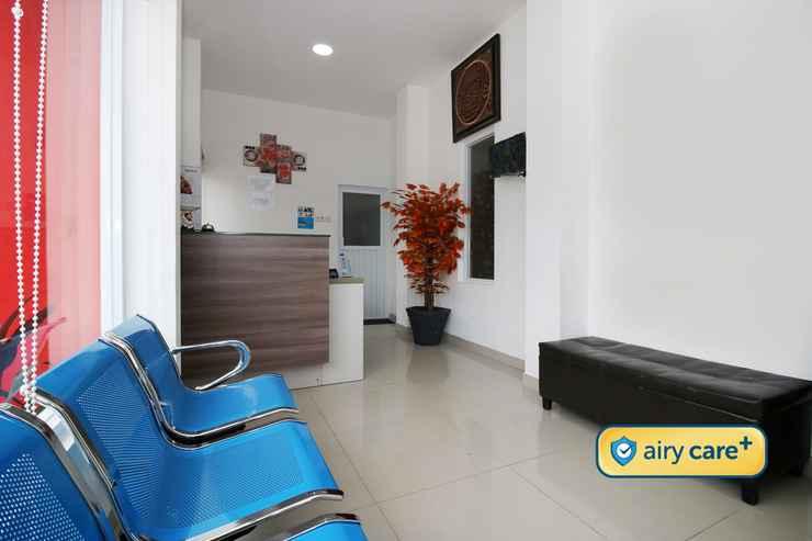 LOBBY Airy Care+ Eco Syariah Polamas A88 Padang
