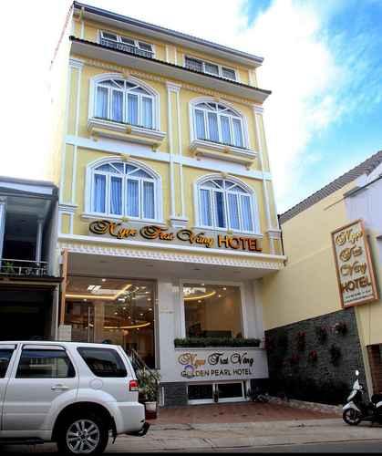 EXTERIOR_BUILDING Khách sạn Ngọc Trai Vàng