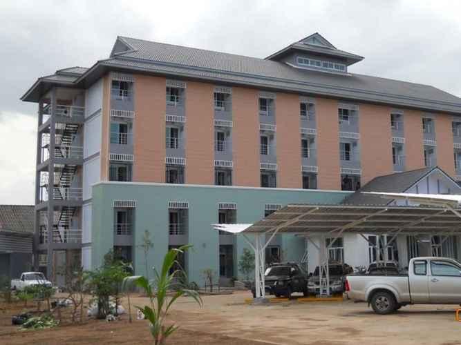 EXTERIOR_BUILDING The Cotton Apartment and Resort Khonkaen