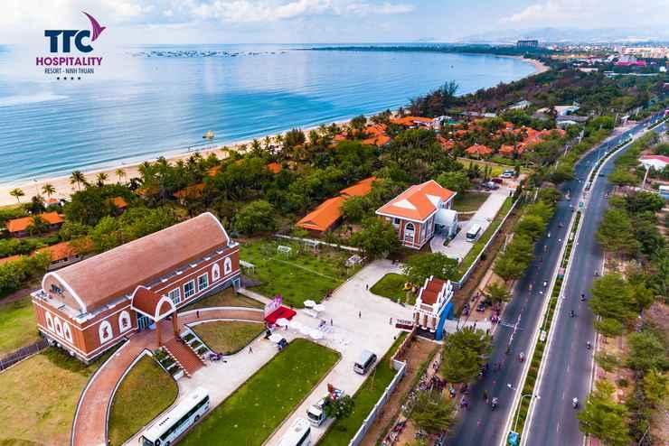 EXTERIOR_BUILDING TTC Resort - Ninh Thuan