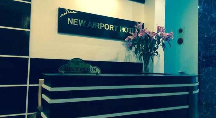 LOBBY Khách sạn New Airport