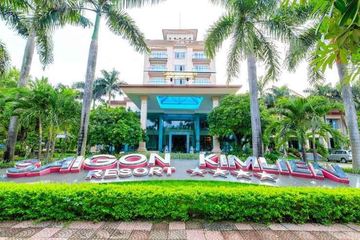 LOBBY Sài Gòn Kim Liên Resort Cửa Lò