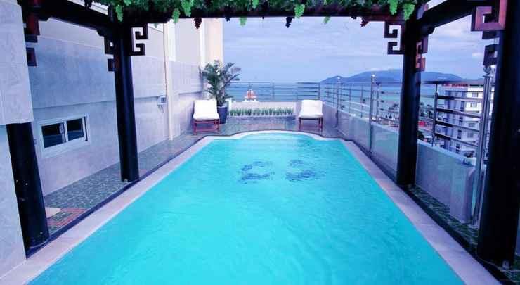 SWIMMING_POOL Khách sạn Nice Swan Nha Trang