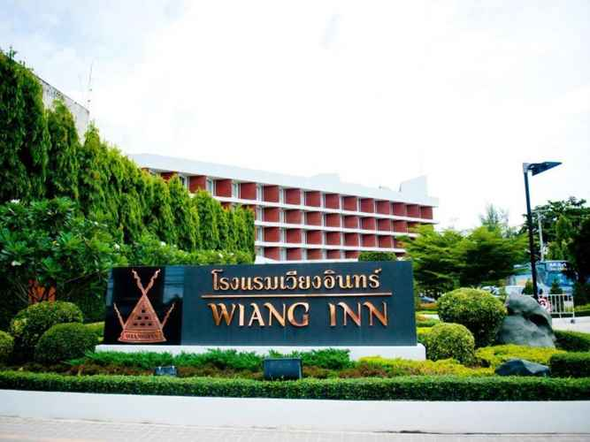 EXTERIOR_BUILDING Wiang inn Hotel
