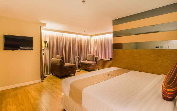 Grand Lord (Boutique) Hotel Bangkok - Deluxe Room (Room Only)