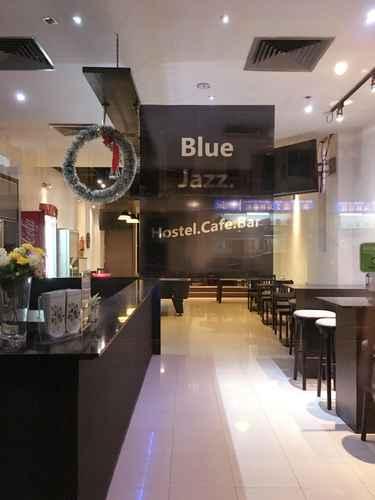 LOBBY Blue Jazz Hostel