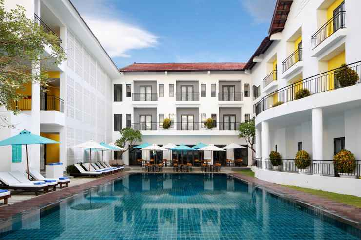 SWIMMING_POOL Emm Hotel Hoi An