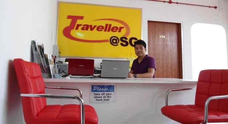 LOBBY Traveller@SG