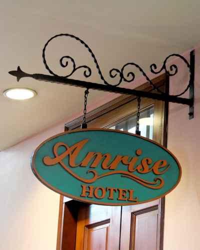 EXTERIOR_BUILDING Amrise Hotel