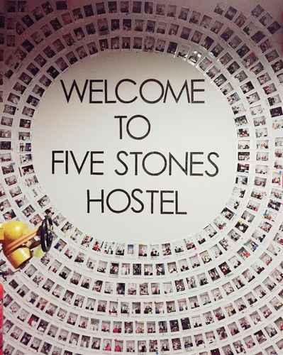 COMMON_SPACE Five Stones Hostel