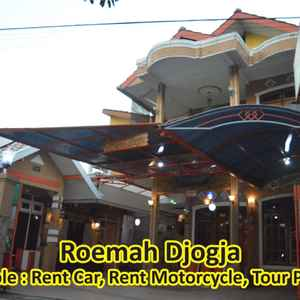 MODERN DELUXE ROOM at ROEMAH DJOGJA GUEST HOUSE