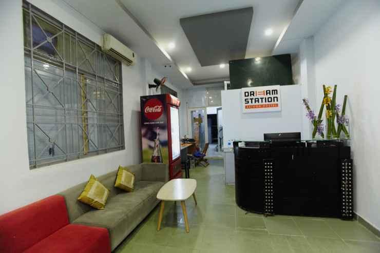 LOBBY Dream Station - Saigon Hostel