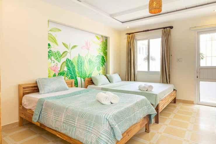 BEDROOM Saigon Gao Hostel