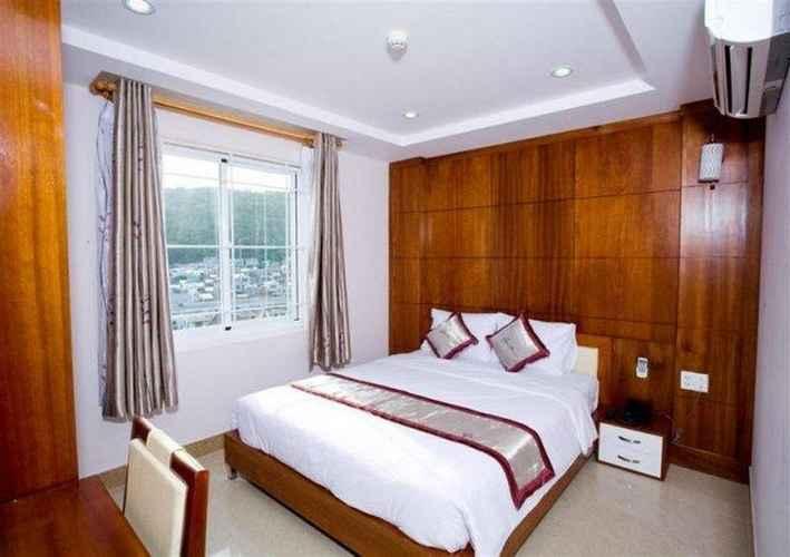 BEDROOM Ngoc Hong Hotel Nha Trang