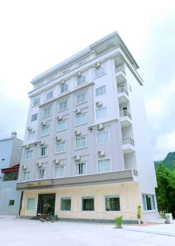 EXTERIOR_BUILDING Ngoc Bach Hotel