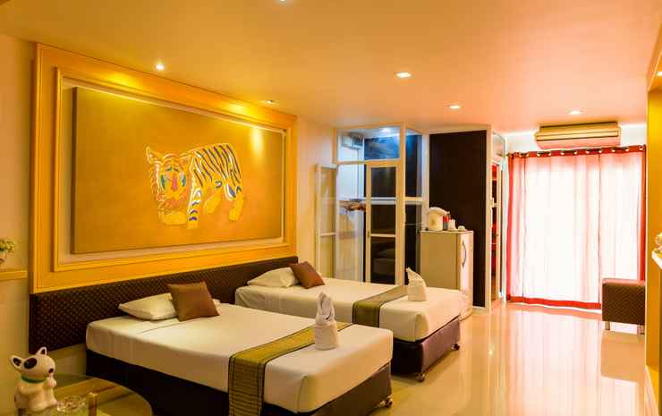 Marble Garden View Chonburi - Superior Twin Room Only