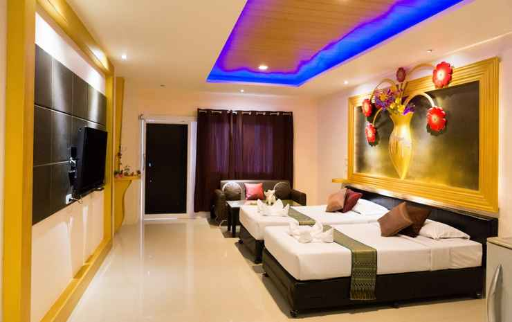 Marble Garden View Chonburi - Deluxe Twin Room Only