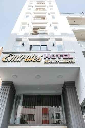 EXTERIOR_BUILDING Emirates Hotel & Apartment