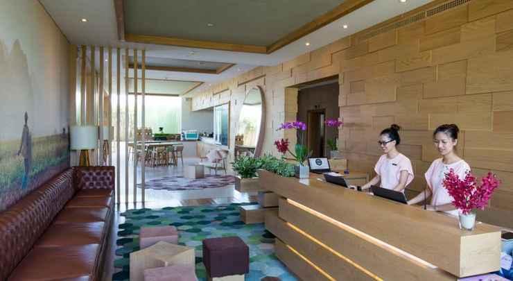 LOBBY Chic Studio - Fusion Suites Danang Beach