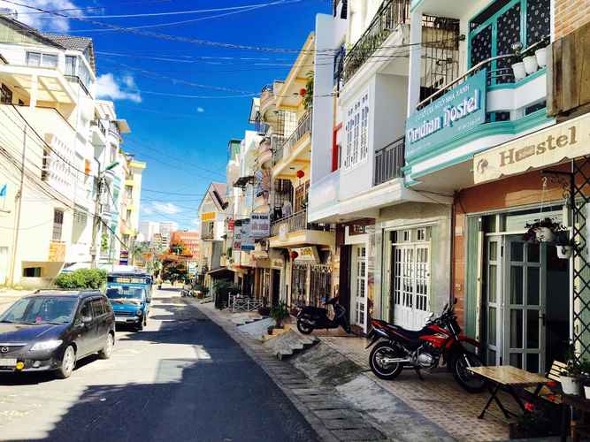 EXTERIOR_BUILDING Ngoi Nha Xanh - Viridian Hostel