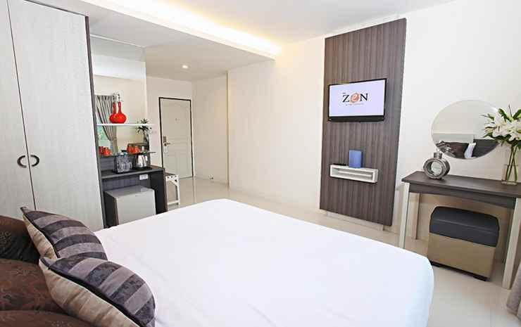 The Zen Hotel Pattaya Chonburi - Deluxe Room only