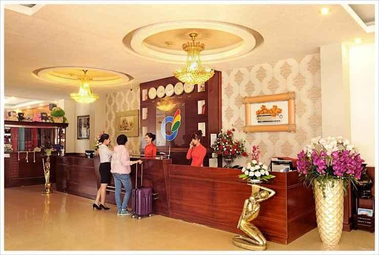 LOBBY Mai Vang Hotel Dalat