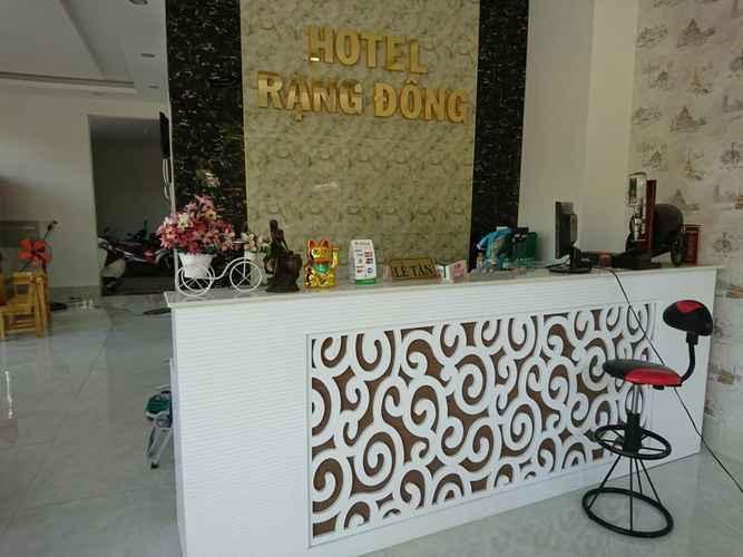 LOBBY Khách sạn Rang Đông