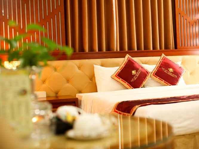 BEDROOM Khách sạn Thủ Đô Xanh 2