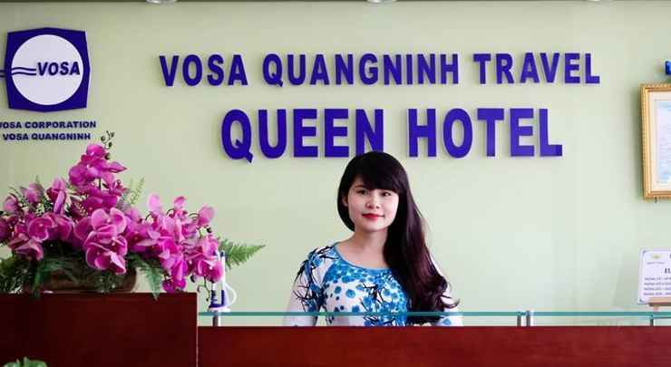 LOBBY Khách sạn Queen Ha Long