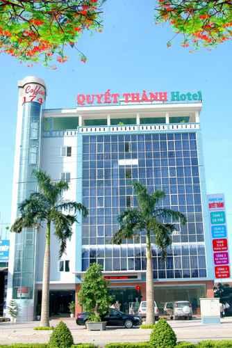 EXTERIOR_BUILDING Khách sạn Quyết Thanh