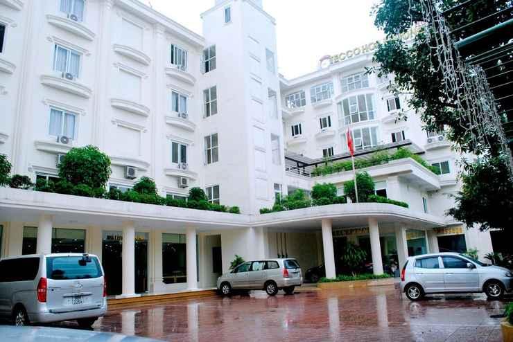 EXTERIOR_BUILDING Khách sạn Tecco Hoa Phượng Đỏ