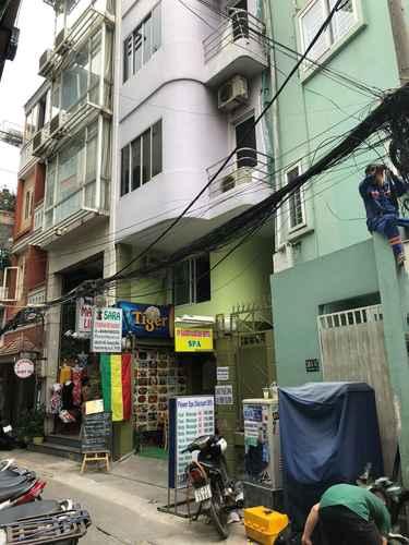 EXTERIOR_BUILDING PP Backpackers Saigon