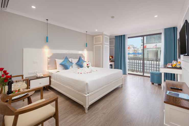 BEDROOM Grand Sea View Hotel & Spa