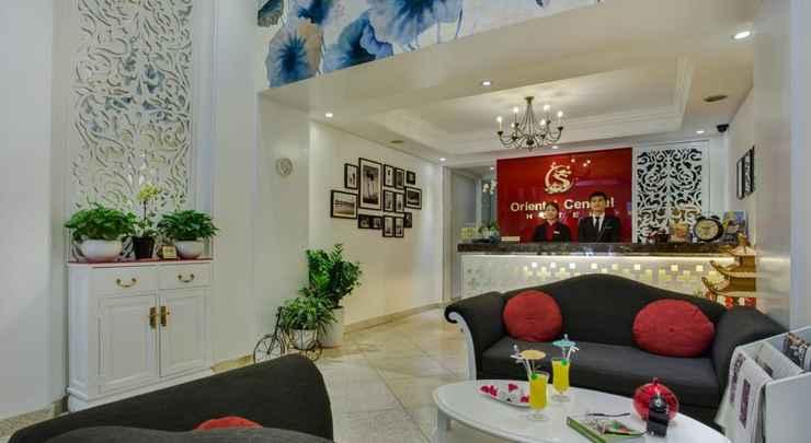 LOBBY Oriental Central Hotel
