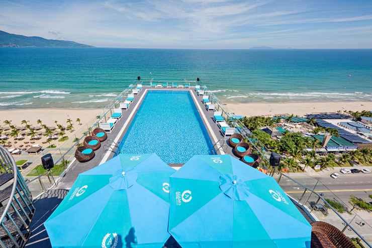 SWIMMING_POOL Khách sạn Adamo Đà Nẵng