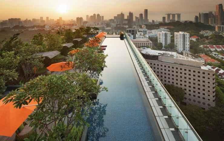 JEN Singapore Orchardgateway by Shangri-La Singapore -