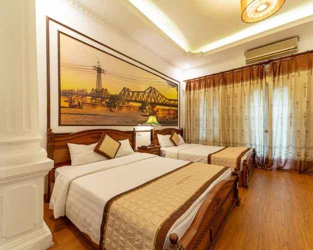 BEDROOM Khách sạn Hanoi Bodegas