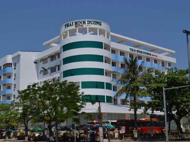 EXTERIOR_BUILDING Khách sạn Thái Bình Dương