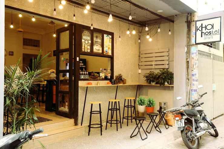 EXTERIOR_BUILDING Khoi Hostel