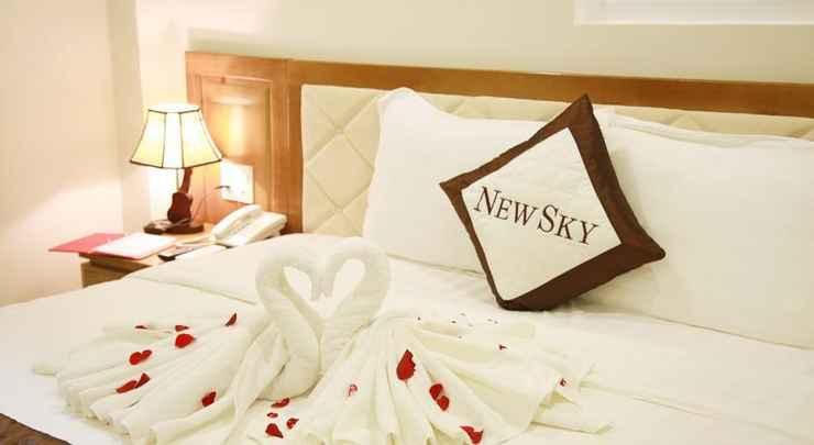 BEDROOM Khách sạn New Sky