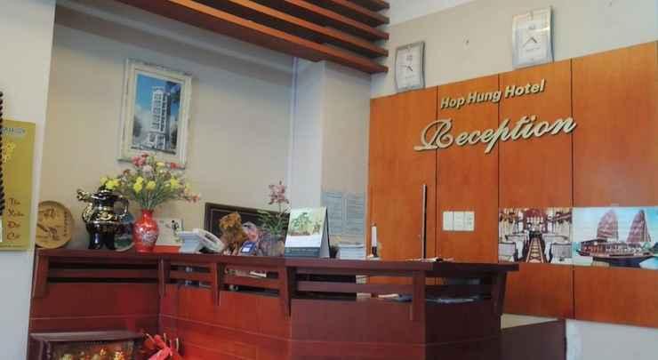 LOBBY Khách sạn Hợp Hưng Hạ Long