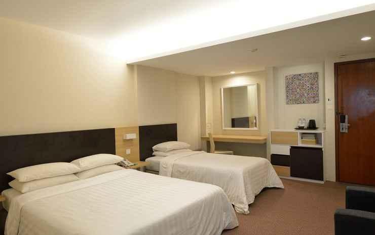 VIP Hotel Singapore - Deluxe Twin