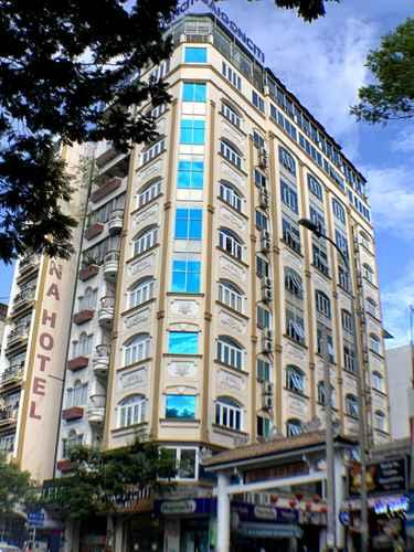 EXTERIOR_BUILDING Saigonciti Hotel A