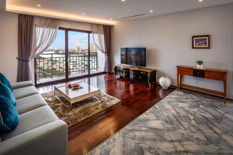 BEDROOM Charm Suite Residence Saigon
